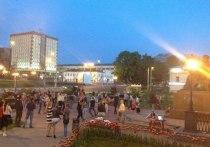 В Иванове начали работать открытые площадки для любителей танцев и музыки
