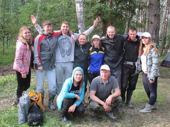 Команда филиала «Ивэнерго» приняла участие в областном молодежном туристическом слете