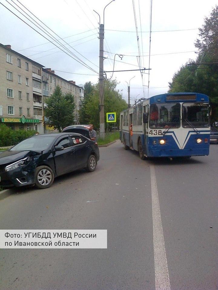 авария на трассе ярославль иваново тойота toyota
