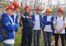 Ивановский студенческий отряд завершил трудовой сезон в филиале «Ивэнерго»