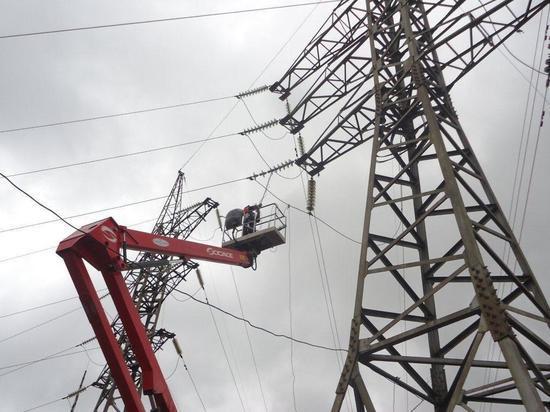 Энергетики MРСК Центра и MРСК Центра и Приволжья мобилизовали силы и средства для ликвидации последствий непогоды