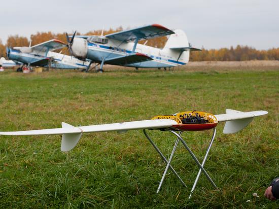 Беспилотник «Ростелекома» исследовал земельные участки в Иванове