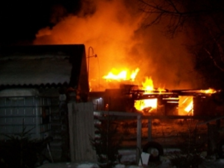 ВИванове вовремя пожара умер человек