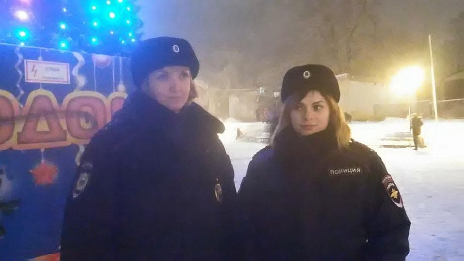 Вновогодних гуляниях приняли участие неменее 27 000 граждан Псковской области